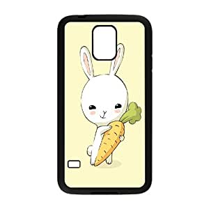 Wholesale Cheap Phone Case For Samsung Galaxy S5 -Funny Rabbit-LingYan Store Case 9