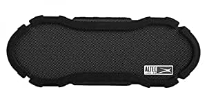 Altec Lansing IMW458-BLK Mini Omni Jacket Waterproof Rugged Black Bluetooth Speaker