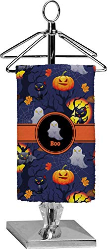 RNK Shops Halloween Night Finger Tip Towel - Full Print (Personalized)]()