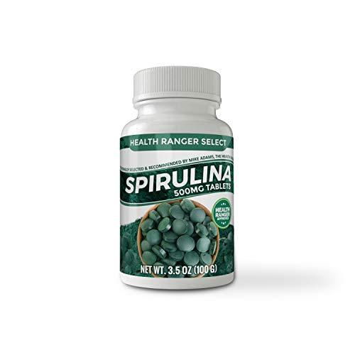 Highest Rated Spirulina
