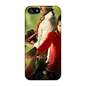 Magic Phone Case Case Cover For Iphone 5/5s - Retailer Packaging Left4dead Characters Protective Case