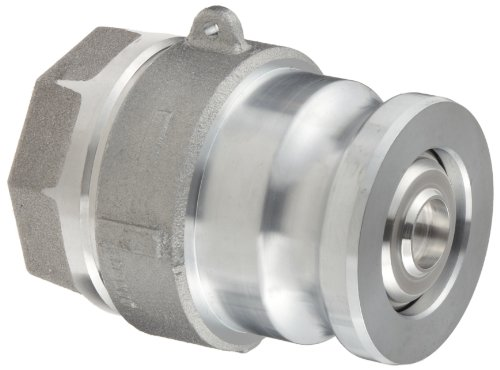 Dry Break Cam - Dixon DBA12-300 Aluminum Dry Break Cam and Groove Dry Disconnect Hose Fitting, 4