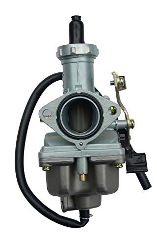 shamofeng PZ27 Carburetor/Carb with Cable Choke 27mm for 4-Stroke CG 125cc 150cc 200cc 250cc ATV Go Kart Dirt Bike Taotao Sunl Buyang Chinese