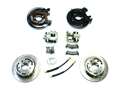 Teraflex 4354420 Disc Brake Kit by Teraflex