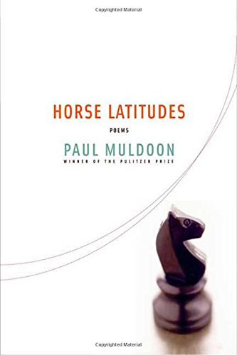 Cover of Horse Latitudes: Poems