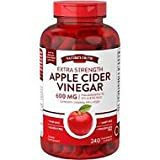 Nature's Truth Apple Cider Vinegar 600 MG