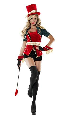Starline Women's Carnivale Master (Ringleader Costumes Women)