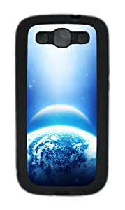 Samsung Galaxy S3 Case Cover - Space Collection Custom TPU Silicone Case for Samsung Galaxy S3 / I9300 Black