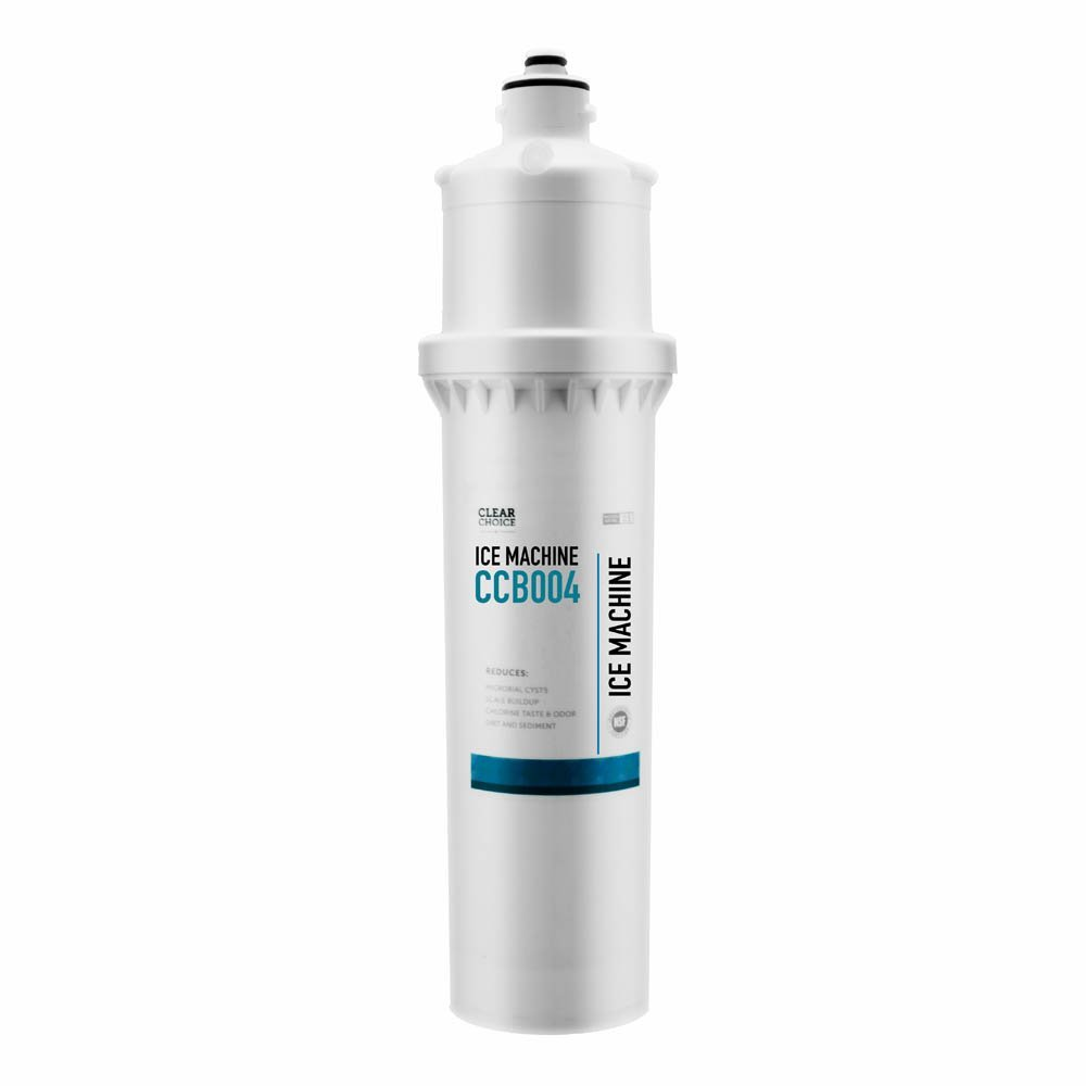Clear Choice Ice Filtration System Replacement Cartridge for Everpure EV961232 i4000 i4000 EV9612-32 Also Compatible with CUNO CFS9112EL-S, EcoLab 9320-2404 93202404, Manitowoc AR-4000, 1-Pack