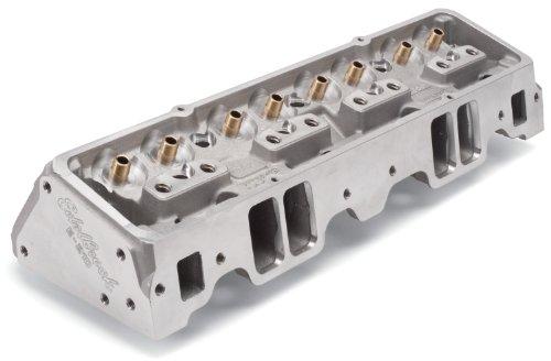 Edelbrock 5086 E-Series Cylinder Head for E-210 SB Chevrolet (Bare, Pair)