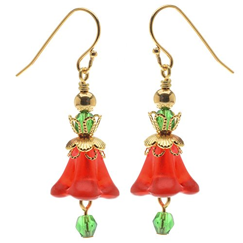 Beadaholique Christmas Bell Earrings - Exclusive Jewelry Kit