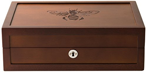 Hives and Honey Motif Box, Large, Bee