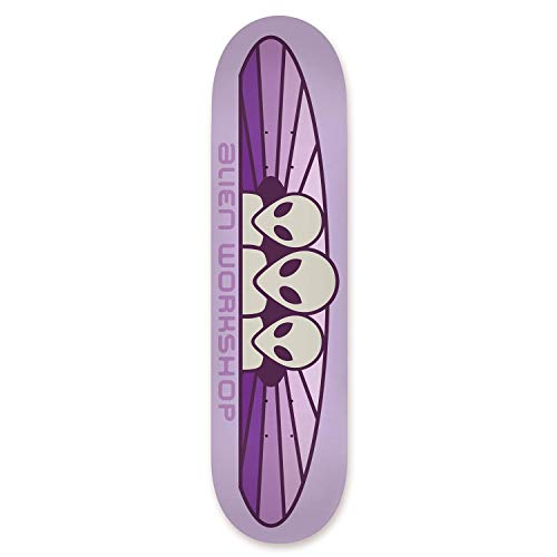 Alien Workshop Skateboard Deck Spectrum Pastel Purple ()