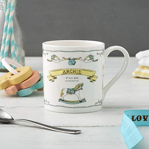 Meghan Markle Baby Sussex Duchess of Sussex 'Archie' Coffee Mug or Coffee Cup Limited Edition 12 Ounces
