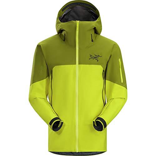 Arc'teryx Rush Jacket - Men's, Serpentine, Medium, 349824