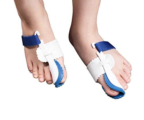 Yumay Bunion Splint & Bunion Corrector,Bunion Brace for Foot Health Care,Toe Separators Straighteners-Relief Pain in Hallux Vagus,Big Toe,Tailors Bunion.Big Toe Joint.