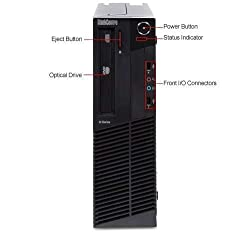 Lenovo ThinkCentre Premium High Performance Business Desktop Computer, Intel Core i5 Quad-Core Processor 3.1GHz, 16GB RAM, 2TB HDD, Windows 7 Professional (Certified Refurbished)