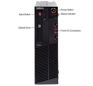 Lenovo ThinkCentre Premium High Performance Business Desktop Computer, Intel Core i5 Quad-Core Processor 3.1GHz, 16GB RAM, 2TB HDD, Windows 7 Professional (Certified Refurbished)