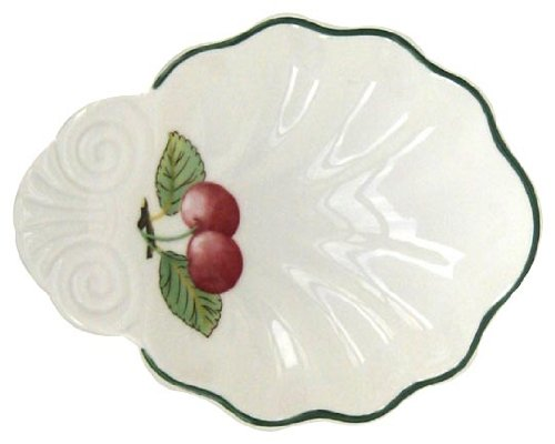 Villeroy & Boch French Garden Fleurence 6-1/2-by-4-3/4-Inch Individual Shell Bowl