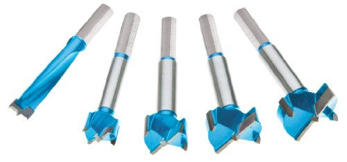 (Roman Carbide DC1919 Carbide Forstner Bit, Set, 15mm - 35mm,)