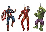 #4: Marvel Avengers Hanging Characters Set