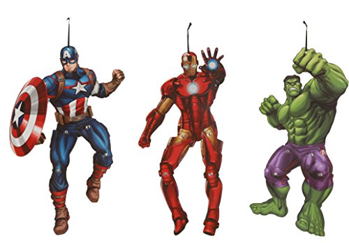 Marvel Avengers Hanging Characters