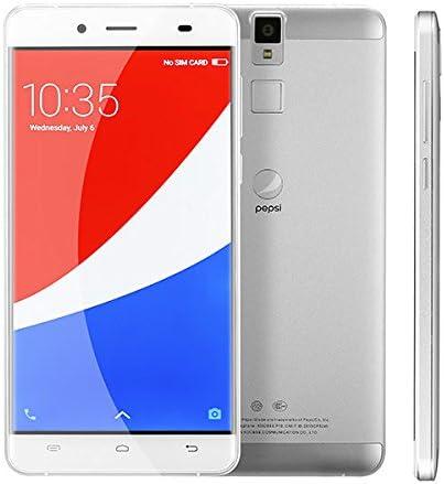 adaalen Pepsi P1s 5.5 pulgadas 2.5d 2 GB RAM 16 GB ROM MT6592 Octa-core smartphone: Amazon.es: Electrónica