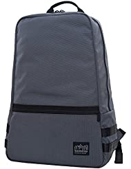 Manhattan Portage Skillman Backpack, Grey, One Size