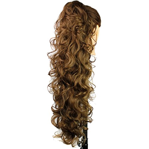 Ponytail Extension Voluminous Synthetic Hairpiece product image