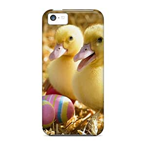 Kallard Snap On Hard Case Cover Two Cute Ducklings Protector For Iphone 5c