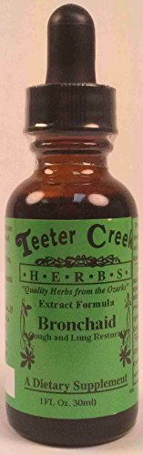 Teeter Creek Bronchaid 2 Fl Oz