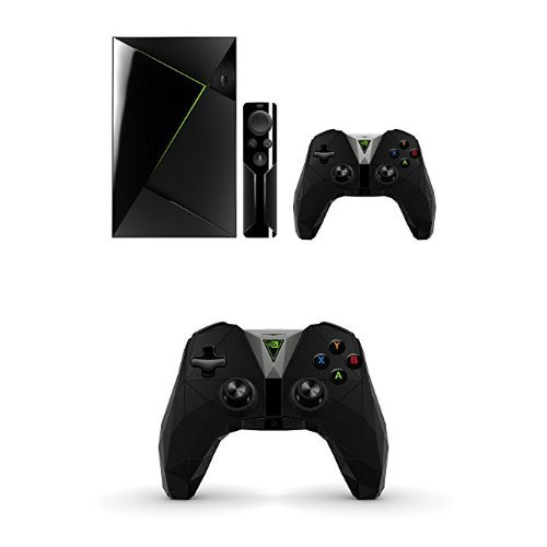NVIDIA SHIELD TV Pro Home Media Server + Extra Controller Bundle