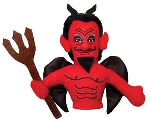 Diablo - marioneta del dedo y imán
