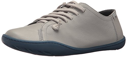 Camper Women's Peu Cami K200586 Sneaker, Grey, 35 M EU (5 US) - Camper Leather Sneakers