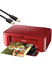 $169 » Canon Pixma MG3620 Wireless Inkjet All-in-One Printer - Print, Scan, and Copy Business Office Bundle - up to 4800 x 1200 Resolution - Auto Duplex, Mobile Device