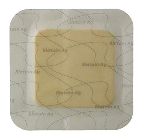 - Contreet Antimicrobial Foam Dressing with Silver by Coloplast Corp ( DRESSING, FOAM, CONTREET, 7