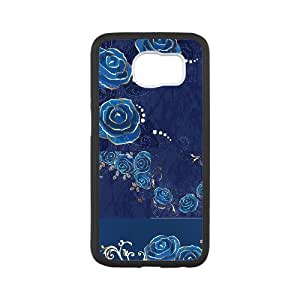 Custom Phone Case with Blue Enchantress Image On The Back Fit To Samsung Galaxy S6