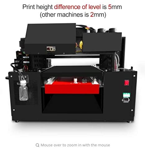 Colorsun Automatic A3 3060 UV - Impresora de cama plana ...