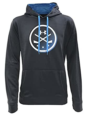 Amazon.com: Under Armour Men's UA Icon Hockey Stick Hoodie