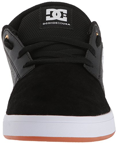 D Men Gum White 6 Skate US Black Shoe TC Plaza DC 7zwqfZ1q