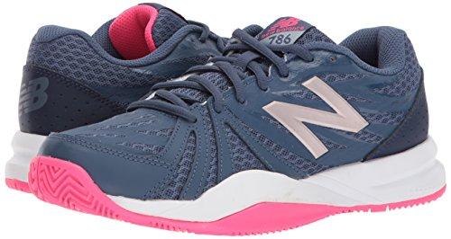 NEW balance86V2Mujer Zapatillas de tenis azul oscuro