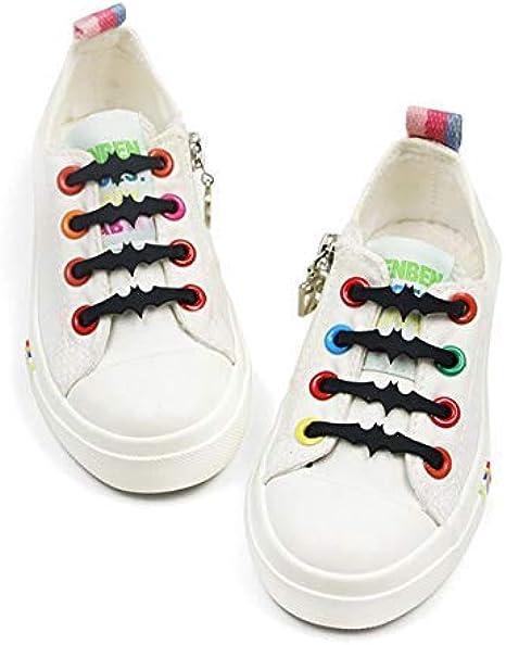 Adult No Tie Elastic Shoelaces