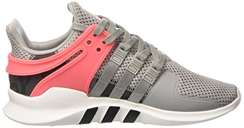 Support Adidas Basses Equipment Gris Homme mgsogr Sneakers turbo cblack Noir Advanced qZ46S