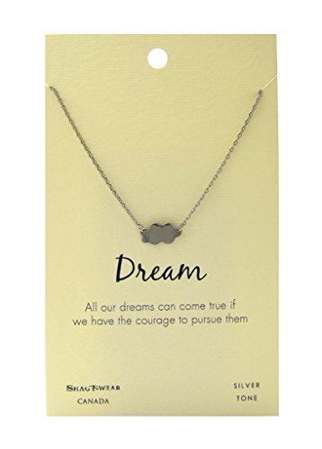 Shagwear Dream Inspirations Pendant Necklace