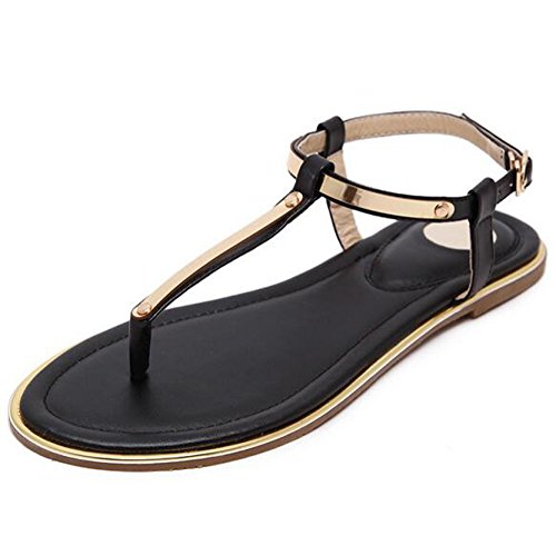 SUNAVY - Zapatos de tacón  Mujer negro