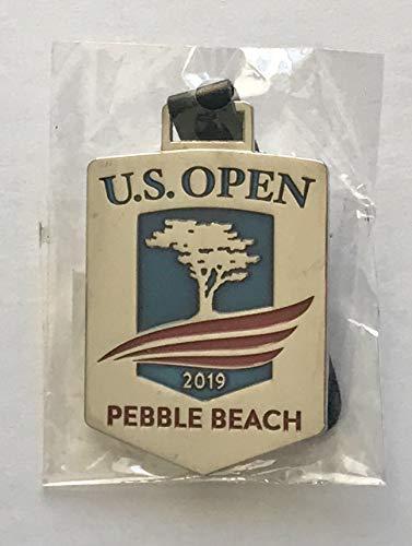 2019 U.S. Open golf bag tag pebble beach pga new