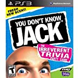 NEW You Don't Know Jack PS3 (Videogame Software)