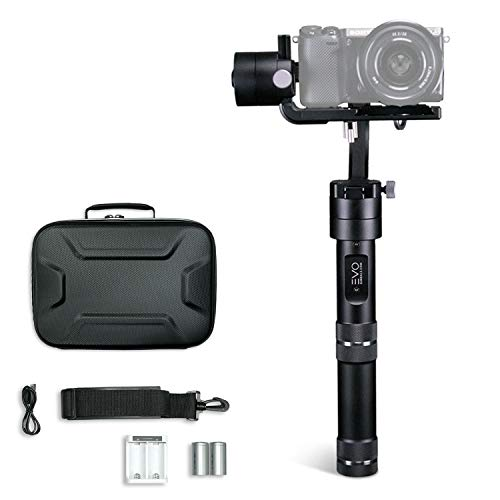 EVO RAGE-S 3 Axis Handheld Gimbal for Small Mirrorless Camer