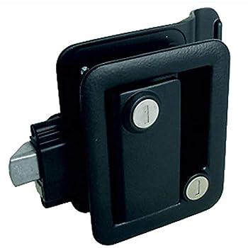 Amazon.com: Travel Trailer Lock, Black: Automotive