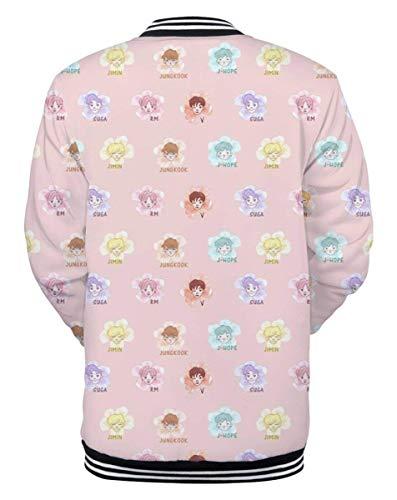 Autunno Elegante Tasche Accogliente Colore Giaccone D Collo Uomo Single Lounayy Giacche Giacca Pattern Manica Ritratto Stampa Sfumato Breasted 3d Coreana Anteriori Lunga wOtH8qxP